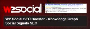 سئو حرفه ائی  با WP Social SEO Booster
