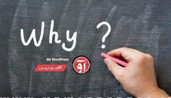 ۸ دلیل برای انتخاب وردپرس