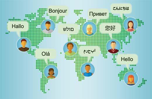 نصب وردپرس در زبان های دیگر