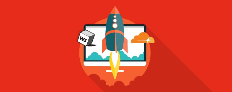 Photo of افزایش سرعت سایت وردپرس با افزونه w3 total cache و cloudflare