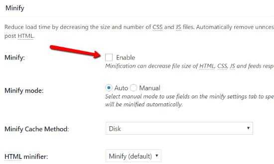 افزایش سرعت سایت وردپرس با افزونه w3 total cache و cloudflare 4