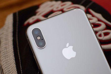 Iphone X white plus