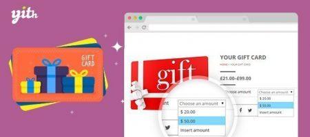 کارت هدیه ووکامرس - Gift Cards WooCommerce