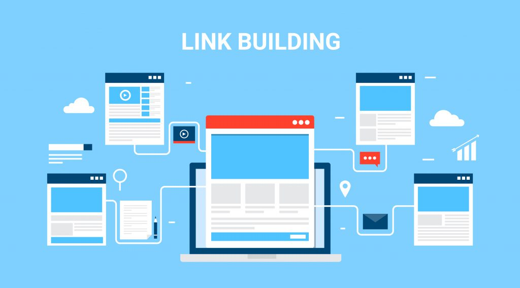 لینک بیلدینگ Link Building