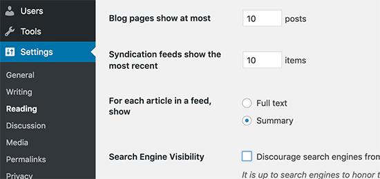 از گزیده های صفحه اصلی و بایگانی استفاده کنید