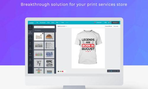 افزونه Lumise Product Designer چیست؟