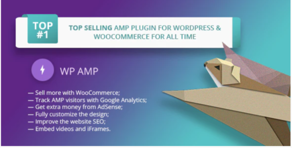 افزونه نسخه موبایل وردپرس افزونه WP AMP